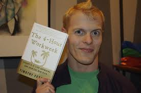 tim ferriss author four hour body workweek chef lifestyle design blogger